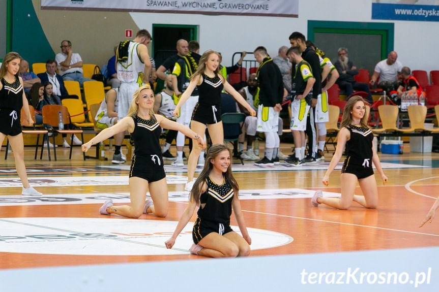 Cheerleaders Fragolin - Miasto Szkła Krosno - Stelmet Zielona Góra