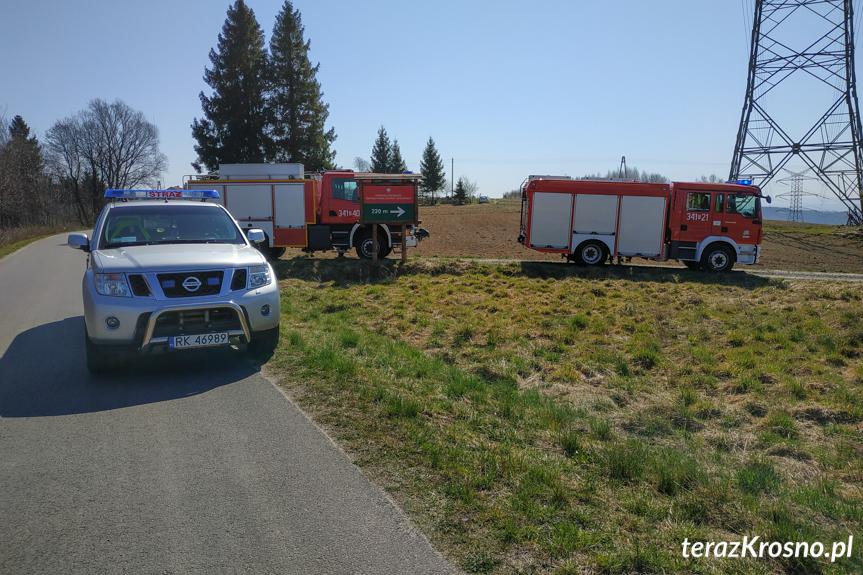 Ciągnik przygniótł traktorzystę