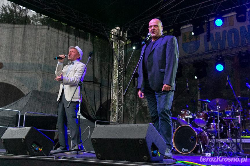 Dni Iwonicza 2019 - Artur Barciś i Cezary Żak