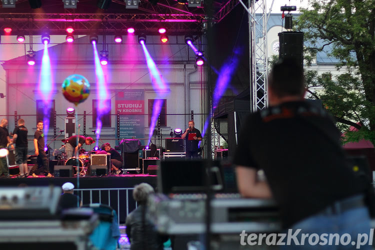 Dni Krosna 2016. Koncert zespołu DAAB