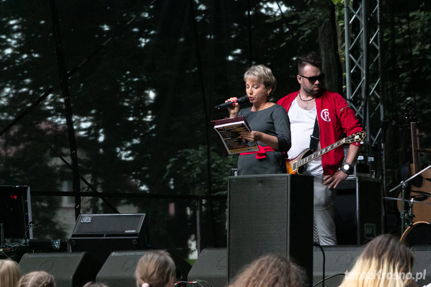 Dni Rymanowa 2019 - Koncert zespołu Rompey, Krusher, KSU