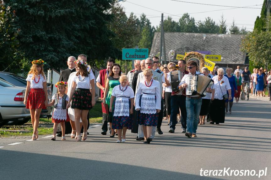 Dożynki gminne w Dobieszynie