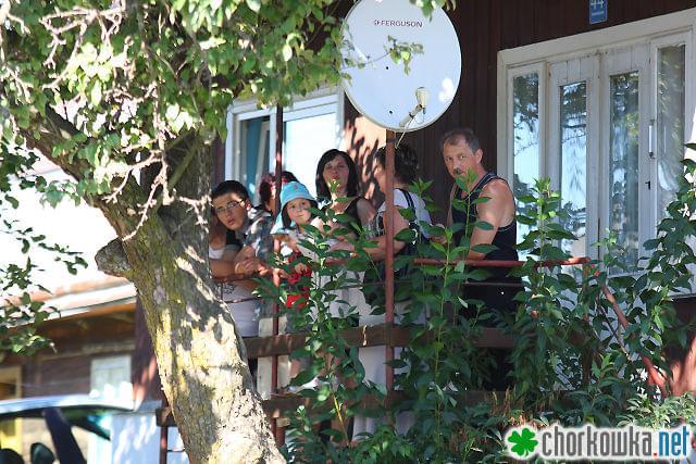 Dożynki w Draganowej