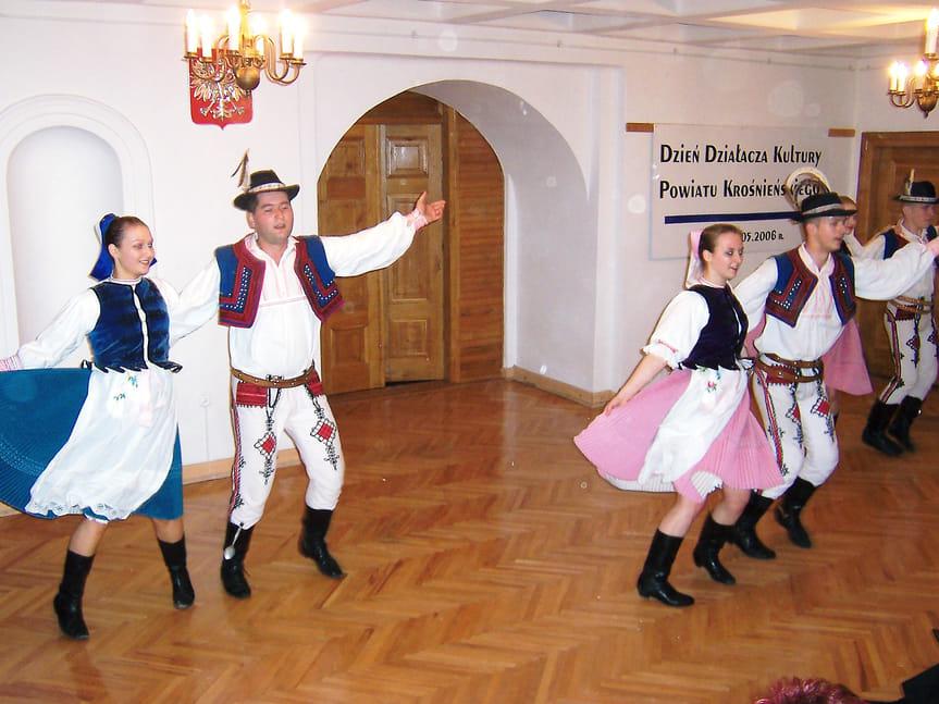 Dzień Działacza Kultury Powiatu Krośnieńskiego 2006