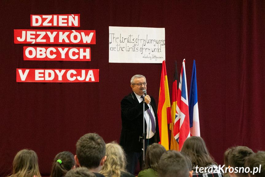 """Dzień Języków Obcych w """"Szczepaniku"""""""