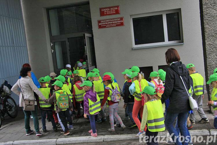 Dzień otwarty Komendy Miejskiej Policji w Krośnie