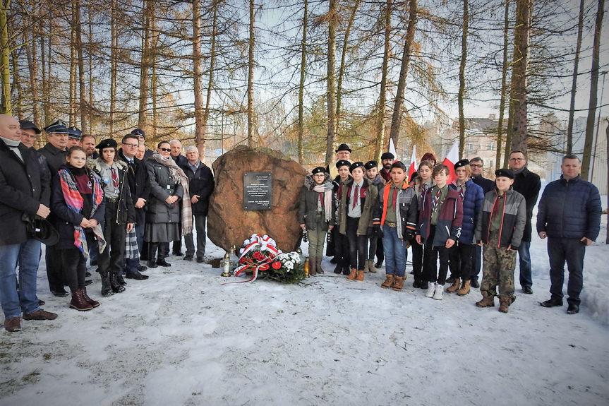 Dzień pamięci o ofiarach holokaustu w Korczynie