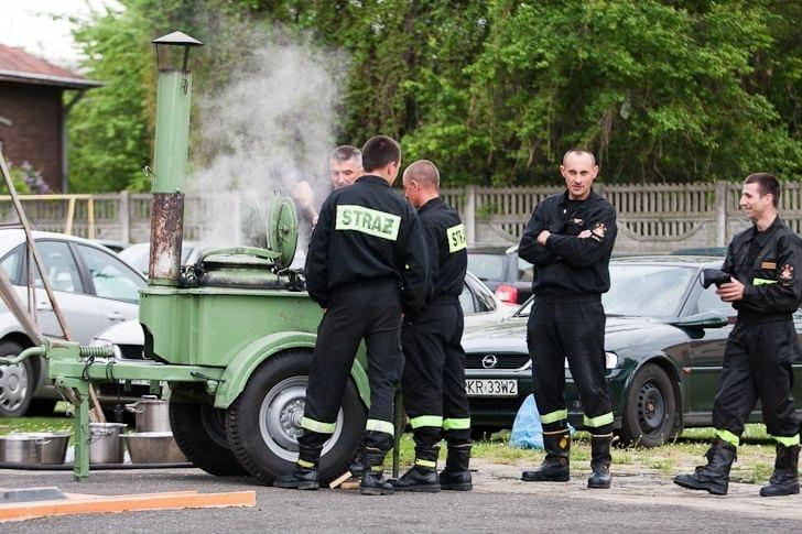 Dzień Strażaka 2015 w KM PSP Krosno