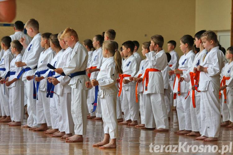 Egzamin na stopnie kyu - Kyokushin Karate Krosno