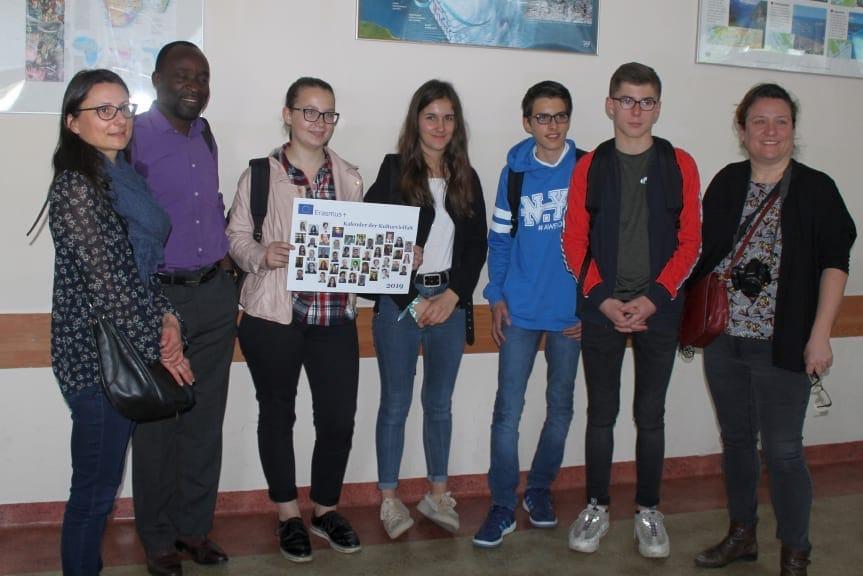 Erasmus w Szczepaniku