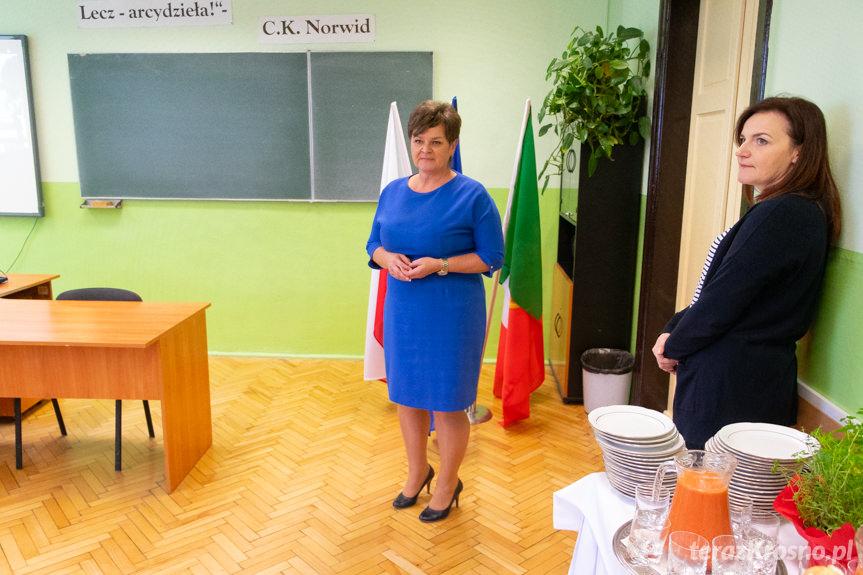 Dzień Europejski z ZSP Nr 2 w Krośnie