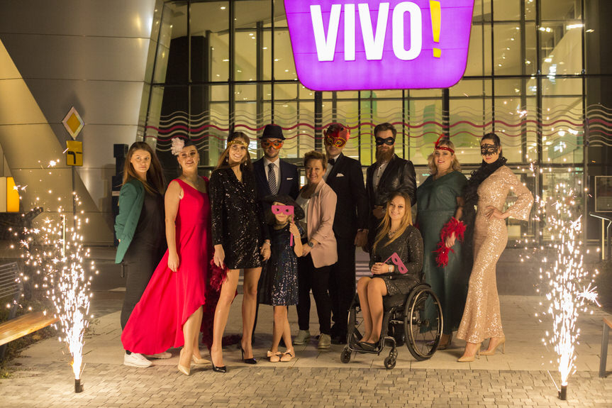 Festiwal Mody i Urody w VIVO! Krosno