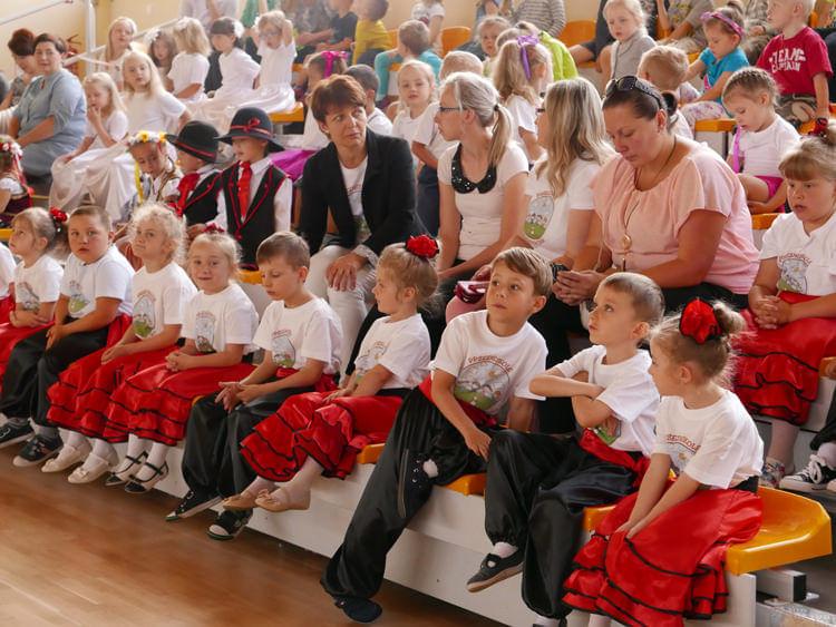 Festiwal Tańca Przedszkolnego w Głowience