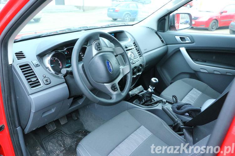 Ford Ranger OSP Draganowa