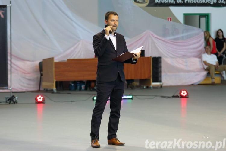 Gala Akademii Cheerleaderek Fragolin MOSiR Krosno