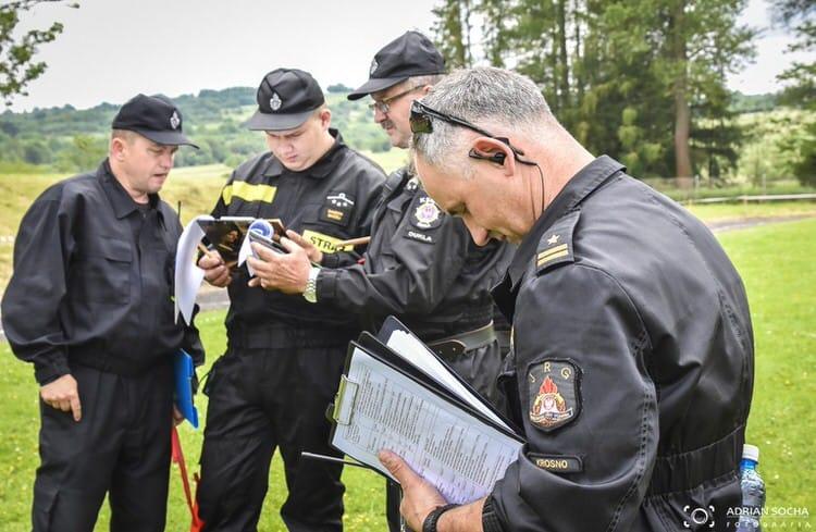Gminna zawody sportowo-pożarnicze w Kobylanach