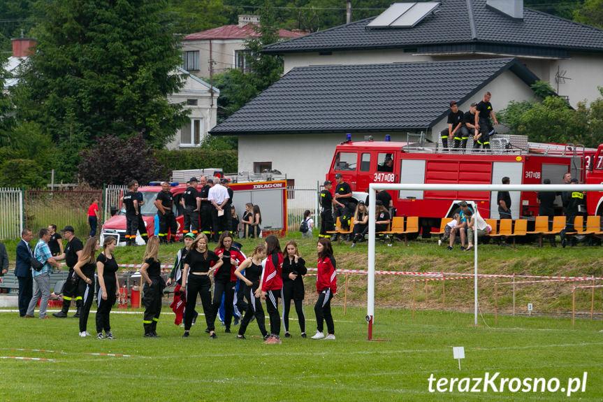 Gminne Zawody Sportowo - Pożarnicze w Kobylanach