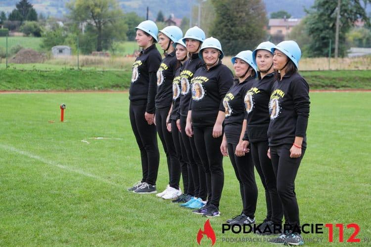 Gminne zawody sportowo - pożarnicze w Odrzykoniu