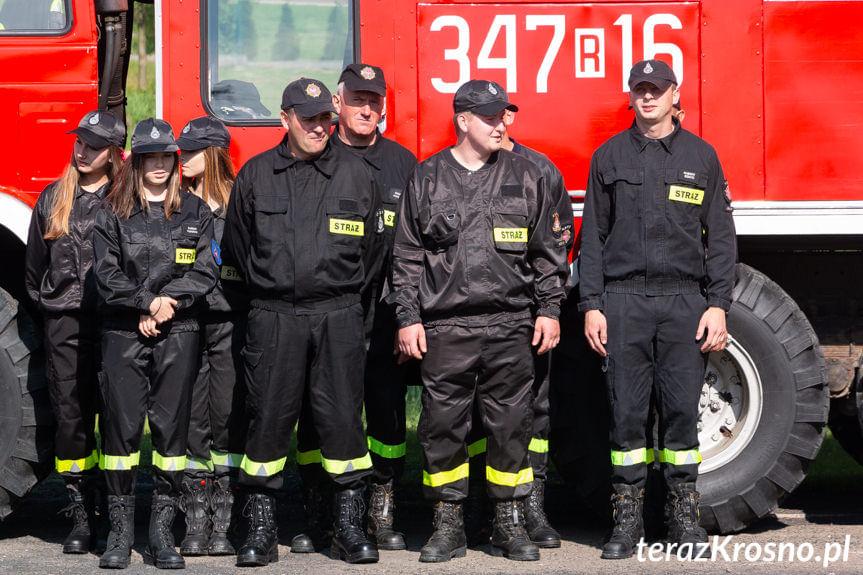 Gminny Dzień Strażaka w Leśniówce