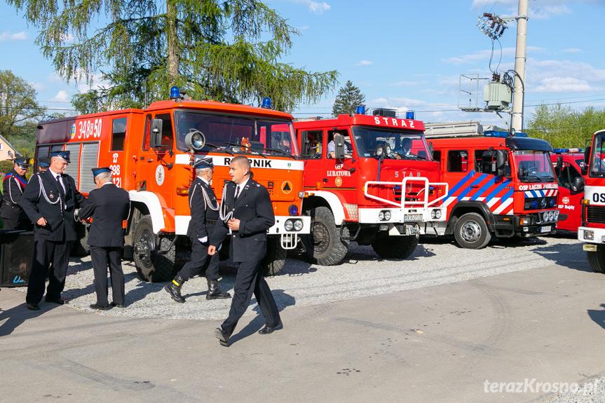 Gminny Dzień Strażaka w Wojaszówce