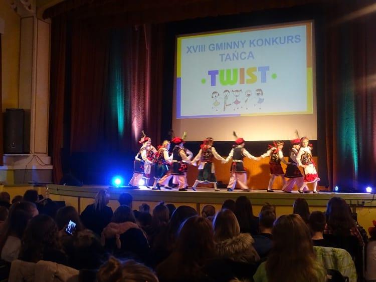 Gminny Konkurs Tańca Twist