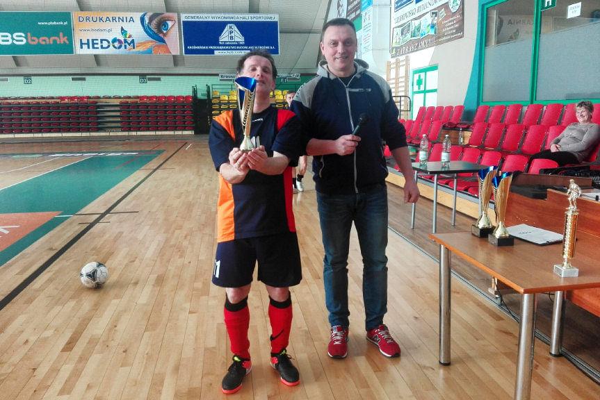 Halowy Turniej Piłki Nożnej Zakładów Pracy o Puchar