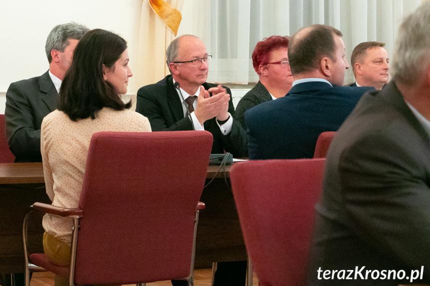 I sesja Rady Miejskiej w Jedliczu