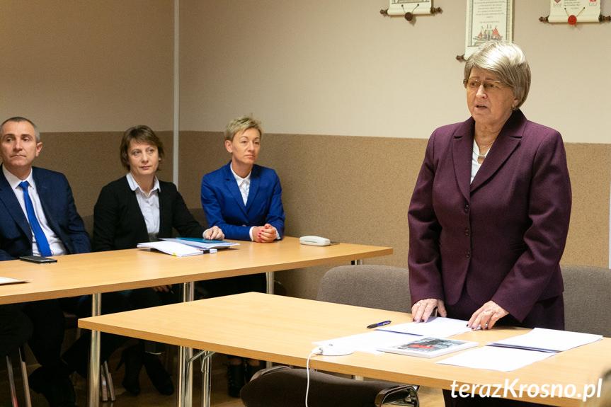 I sesja VIII kadencji Rady Gminy Chorkówka