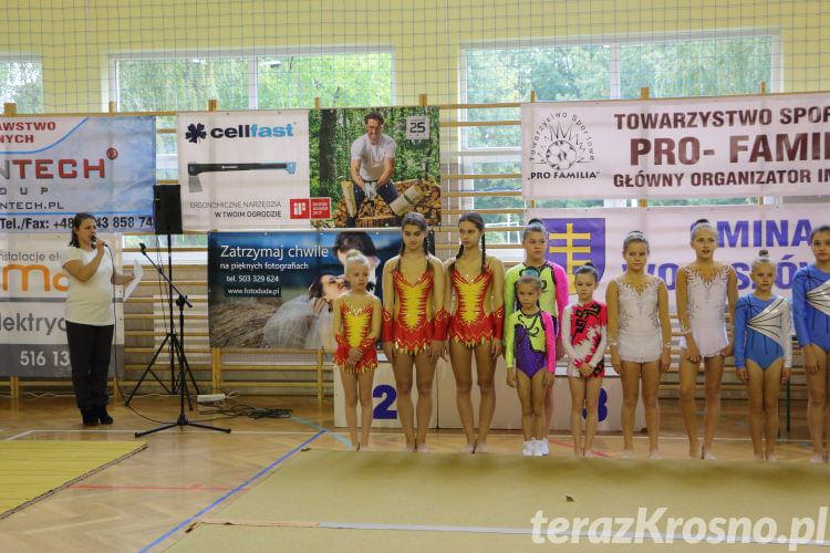 I Turniej Towarzyski w Akrobatyce Sportowej w Ustrobnej