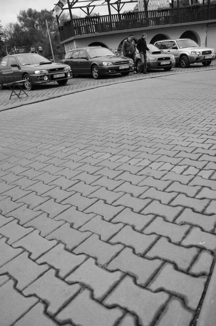 I zlot Subaru w Krośnie