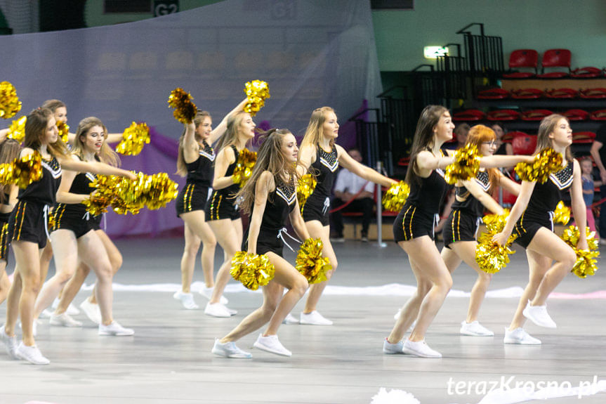 II Gala Akademii Cheerleaderek Fragolin MOSiR Krosno