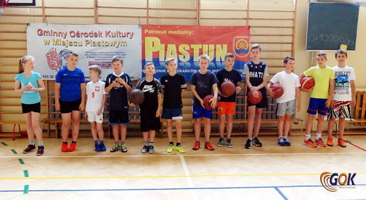 II Otwarty Turniej Koszykówki Ulicznej