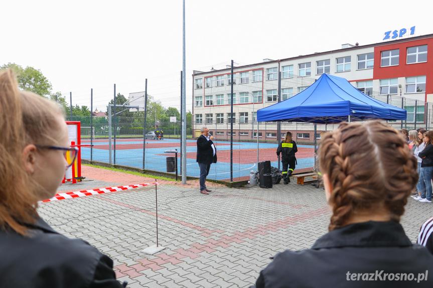 II Turniej Pożarniczo - Ratowniczy w Szczepaniku