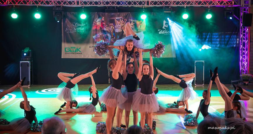 """III Dziecięcy i Młodzieżowy Konkurs Tańca """"Taneczne Talenty"""""""