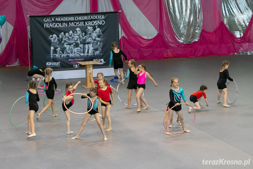 III Gala Akademii Cheerleaderek Fragolin MOSiR Krosno