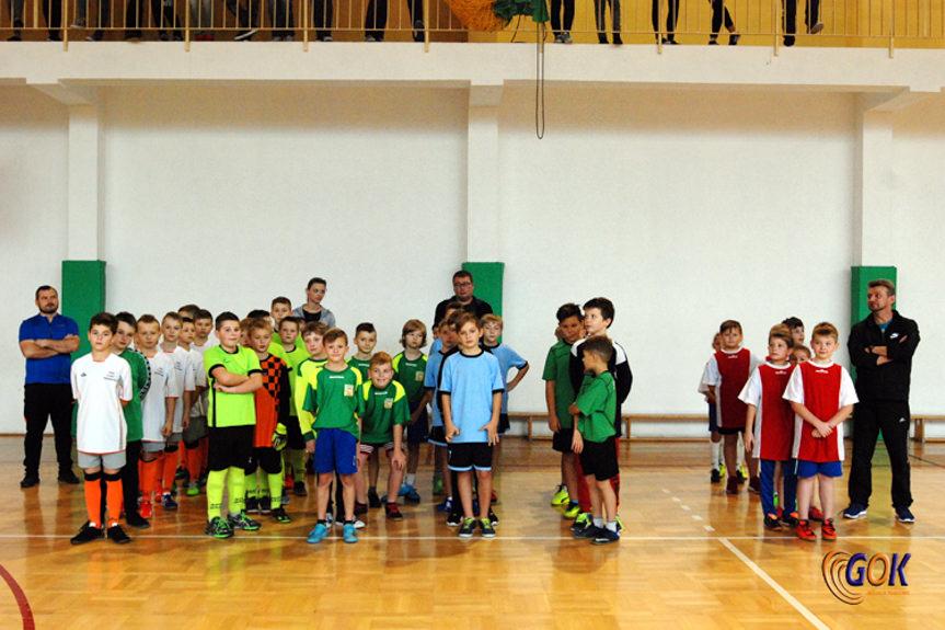 III Gminny Halowy Turniej Piłki Nożnej o Puchar Dyrektora GOK
