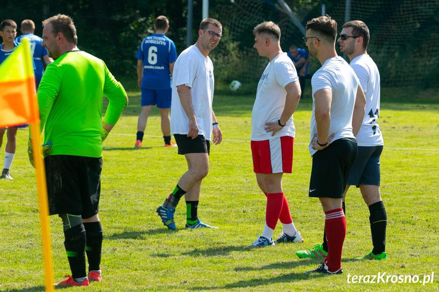 III Zakładowy Turniej Piłki Nożnej w Dobieszynie