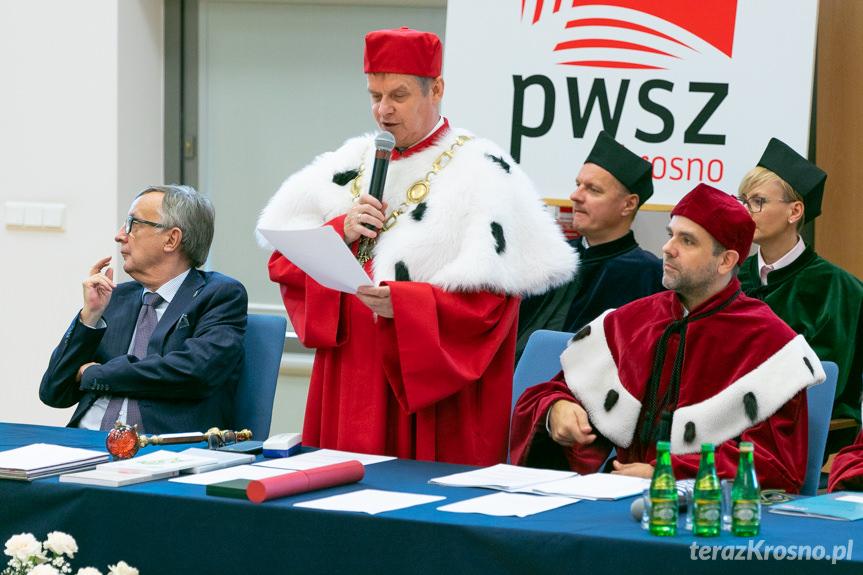 Inauguracja roku akademickiego 2019/2020 PWSZ Krosno