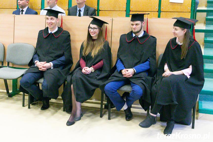 Inauguracja studiów magisterskich w PWSZ Krosno