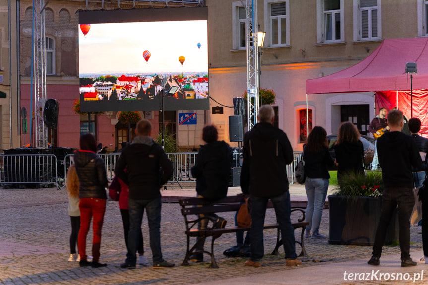 Inauguracja XXI Międzynarodowych Górskich Zawodów Balonowych w Krośnie