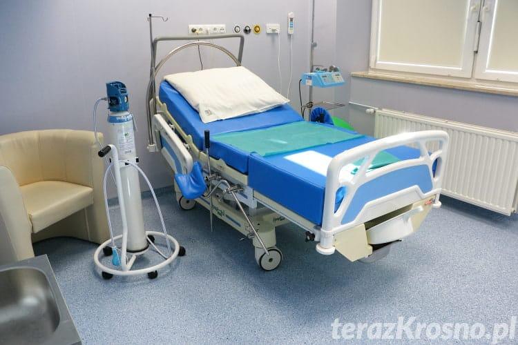 Inwestycje w krośnieńskim szpitalu