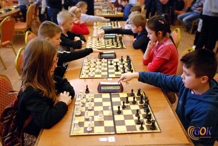 XIV Turniej Szachowy o Mistrzostwo Rogów