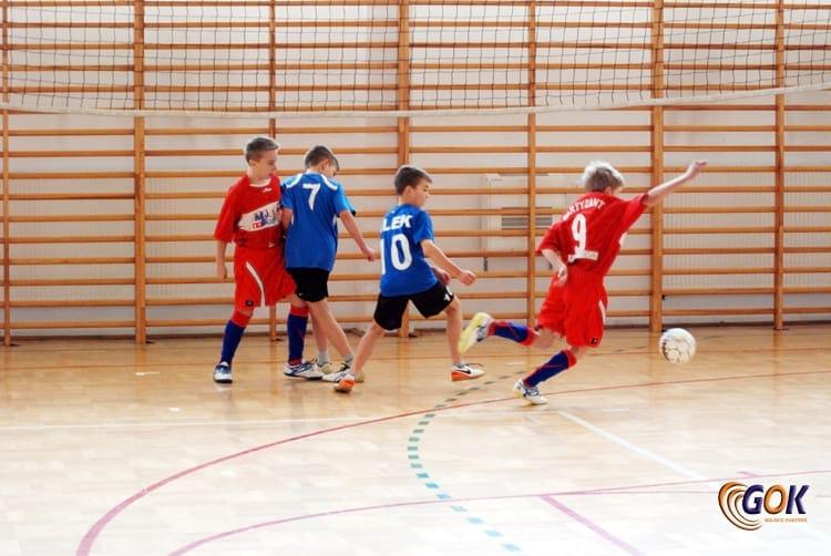 IX Gminny HalowyTurniej Piłki Nożnej o Puchar Ferii