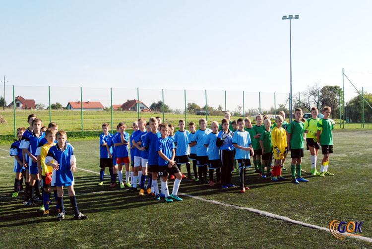 IX Gminny Turniej Piłki Nożnej o Puchar Dyrektora GOK Miejsce Piastowe