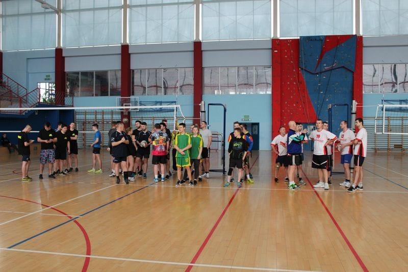 IX Gminny Turniej Piłki Siatkowej Drużyn OSP o Puchar Burmistrza Gminy Jedlicze