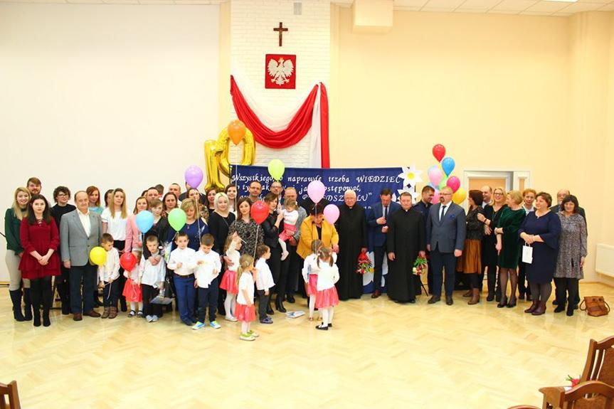Jubileusz 10-lecia Przedszkola Muzycznego w Iwoniczu