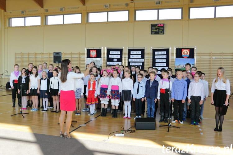 Jubileusz w Szkole Podstawowej w Głowience