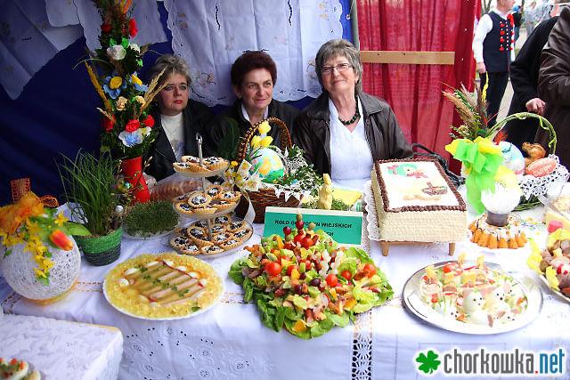 Karpacka Wielkanoc w Chorkówce 2011