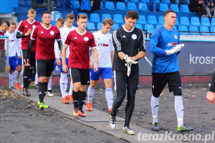 Karpaty Krosno - Garbarnia Kraków 1:1