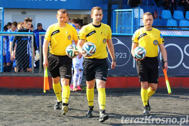 Karpaty Krosno - Stal Rzeszów 0:1